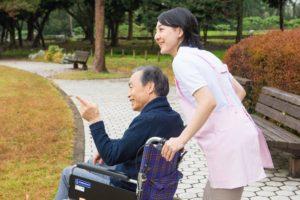 離婚後の親の介護