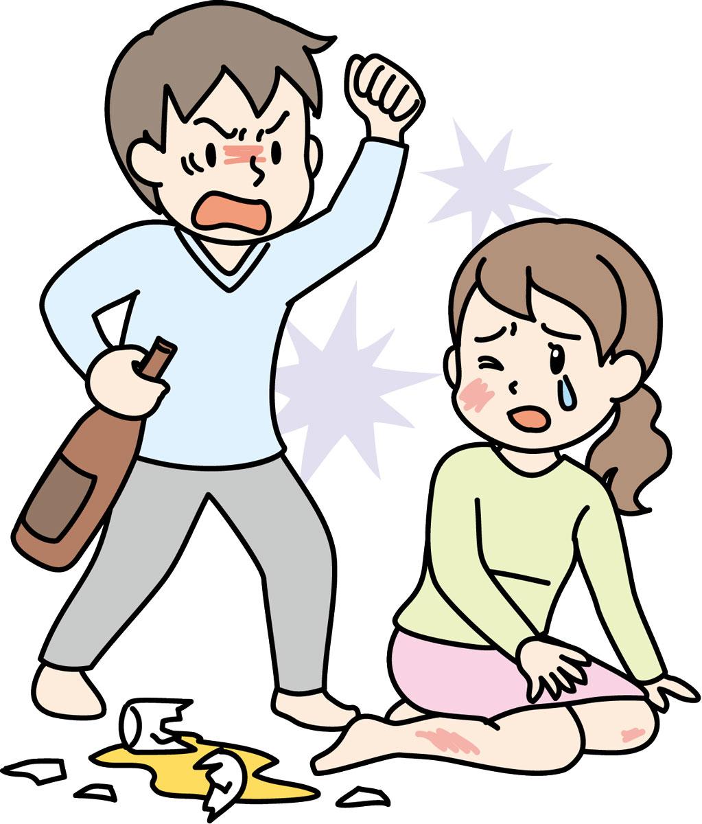 配偶者の暴力